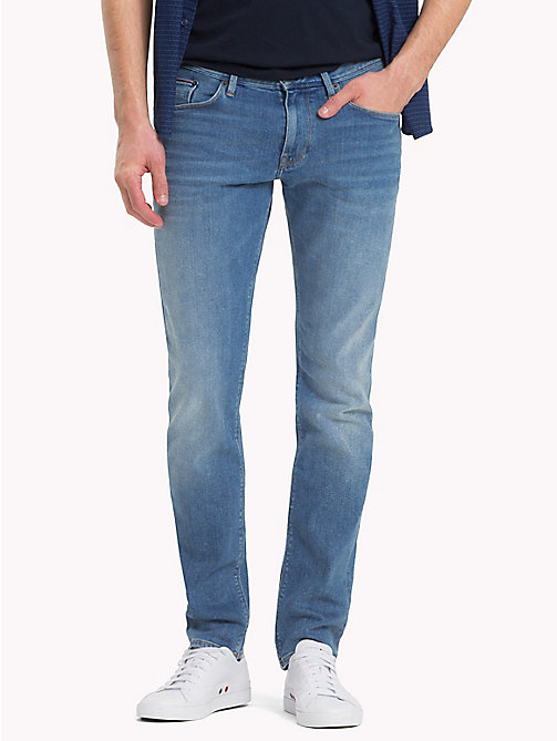 TOMMY HILFIGER Slim Fit Jeans - AVON INDIGO - TOMMY HILFIGER What to wear - main image