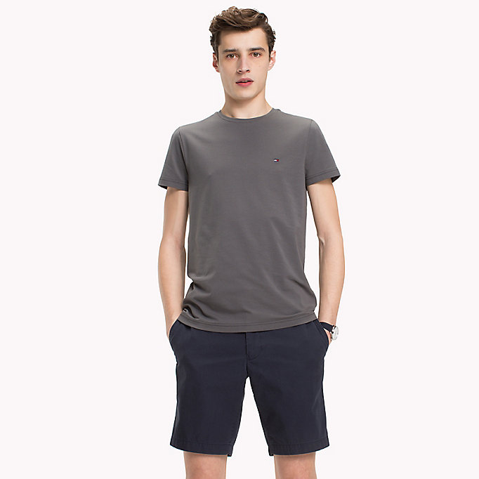 TOMMY HILFIGER Slim Fit T-Shirt - ZINNIA - TOMMY HILFIGER Men - main image