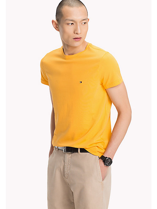 TOMMY HILFIGER Slim Fit T-Shirt - ZINNIA - TOMMY HILFIGER Vacation Style - main image