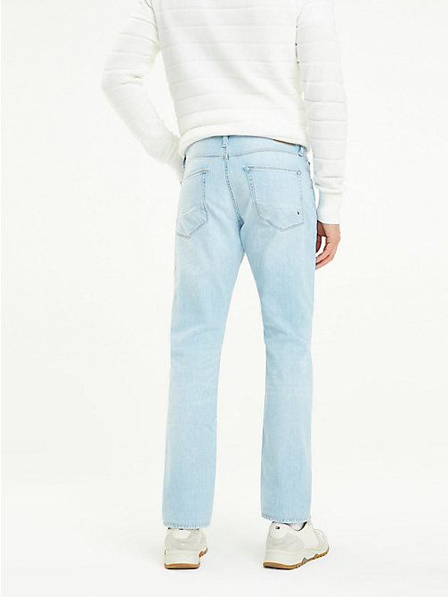 TOMMY HILFIGER Straight Fit Jeans - BOULDER BLUE - TOMMY HILFIGER Clothing - detail image 1