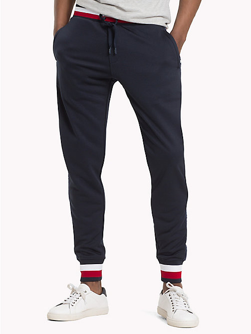 TOMMY HILFIGER Athletic Joggers - SKY CAPTAIN - TOMMY HILFIGER Sweatpants - main image