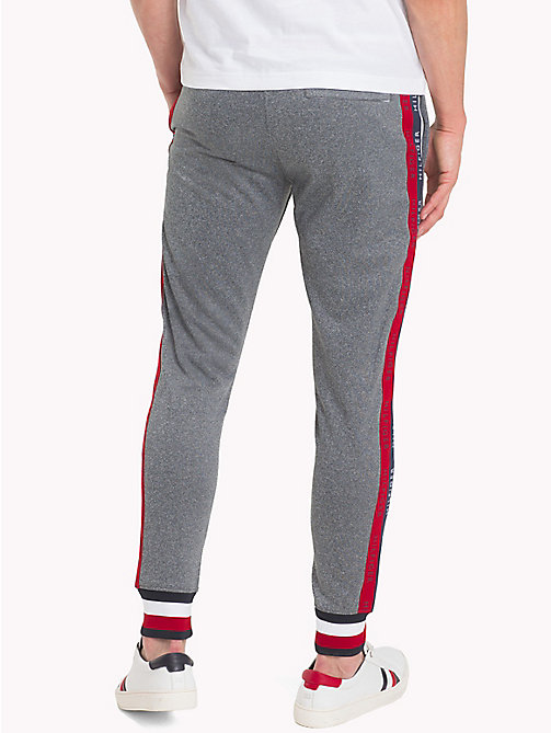 TOMMY HILFIGER Athletic Joggers - CLOUD HTR - TOMMY HILFIGER Tracksuits - detail image 1