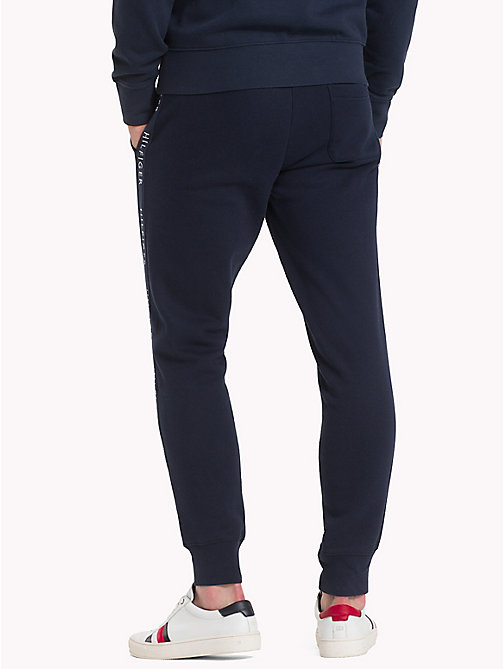 TOMMY HILFIGER Regular Fit Joggers - SKY CAPTAIN - TOMMY HILFIGER Sweatpants - detail image 1