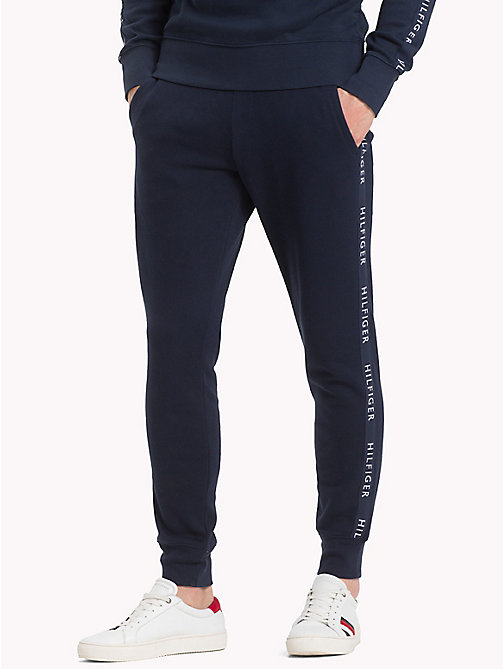TOMMY HILFIGER Regular Fit Joggers - SKY CAPTAIN - TOMMY HILFIGER Sweatpants - main image