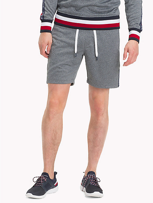 TOMMY HILFIGER Athletic Sweatshorts - CLOUD HTR - TOMMY HILFIGER Men - imagen principal