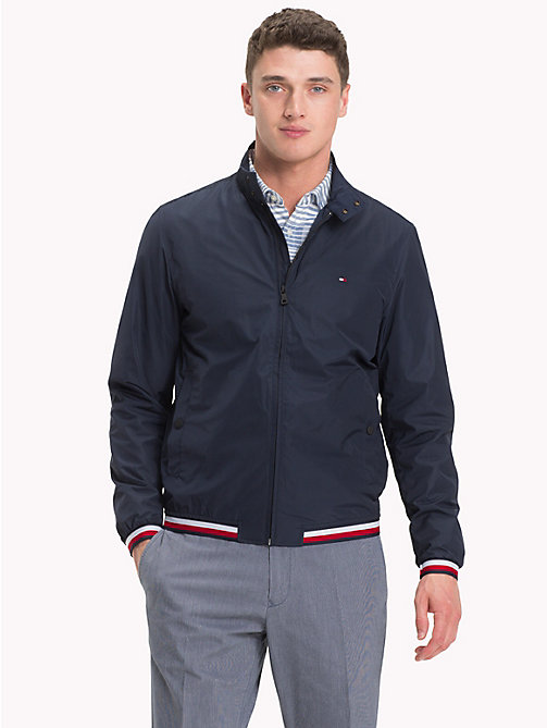 Athletic Hooded Jacket - SKY CAPTAIN - TOMMY HILFIGER Clothing - main image