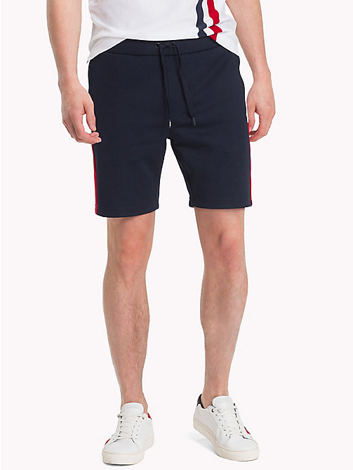 TOMMY HILFIGER Athletic Colourblocked Shorts - SKY CAPTAIN / MULTI - TOMMY HILFIGER Одежда - главное изображение