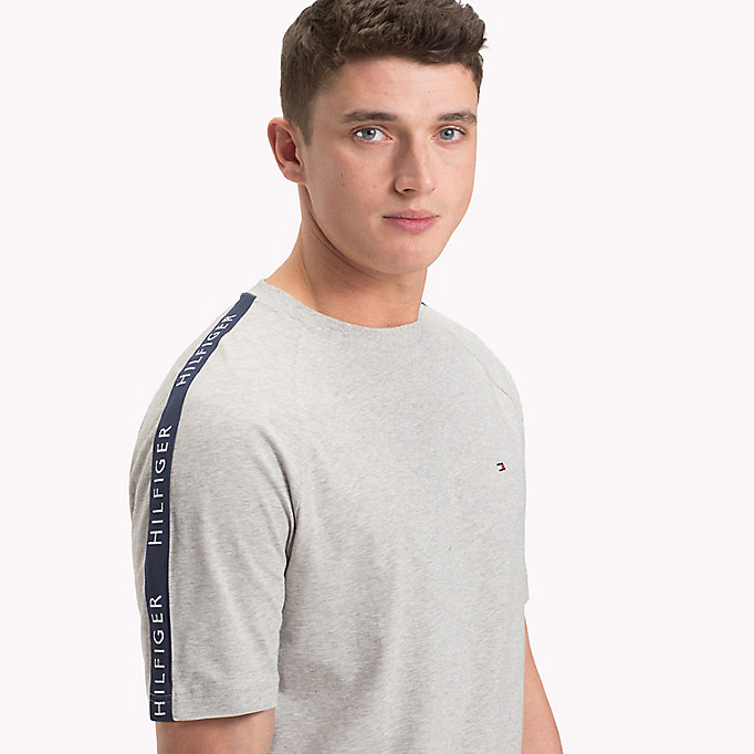 TOMMY HILFIGER Athletic T-Shirt - BRIGHT WHITE - TOMMY HILFIGER Heren - detail image 2