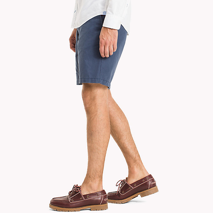 TOMMY HILFIGER Chino Regular Fit Shorts - BATIQUE KHAKI - TOMMY HILFIGER Men - detail image 2