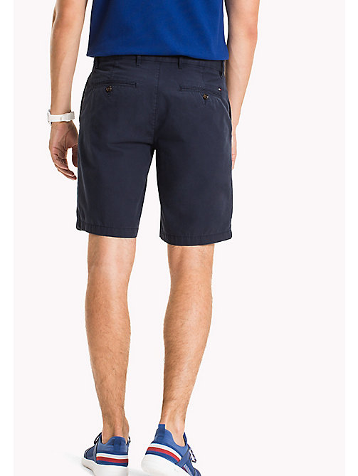 TOMMY HILFIGER Chino Regular Fit Shorts - NAVY BLAZER - TOMMY HILFIGER Shorts - detail image 1