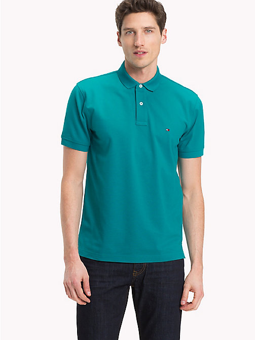 TOMMY HILFIGER Big & Tall Classic Regular Fit Polo - Big & Tall - FANFARE - TOMMY HILFIGER Big & Tall - main image