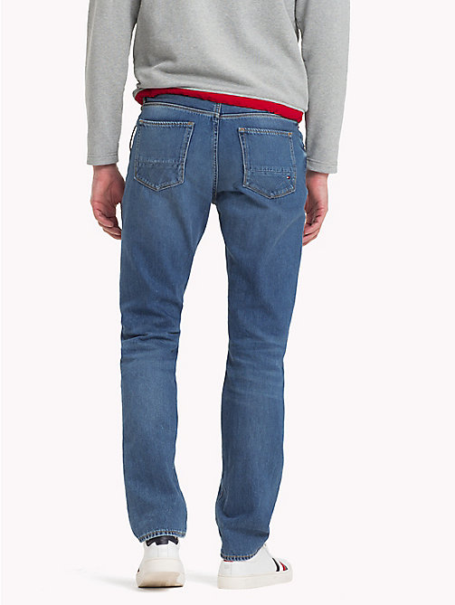 TOMMY HILFIGER Regular Fit Jeans - CALMAR BLUE - TOMMY HILFIGER Clothing - detail image 1