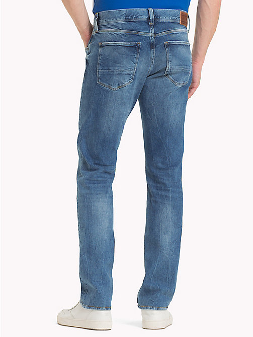 TOMMY HILFIGER Regular Fit Jeans - BETHUNE BLUE - TOMMY HILFIGER Regular-Fit Jeans - detail image 1