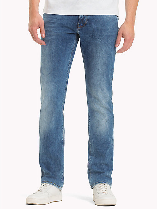 TOMMY HILFIGER Regular Fit Jeans - BETHUNE BLUE - TOMMY HILFIGER Regular-Fit Jeans - main image