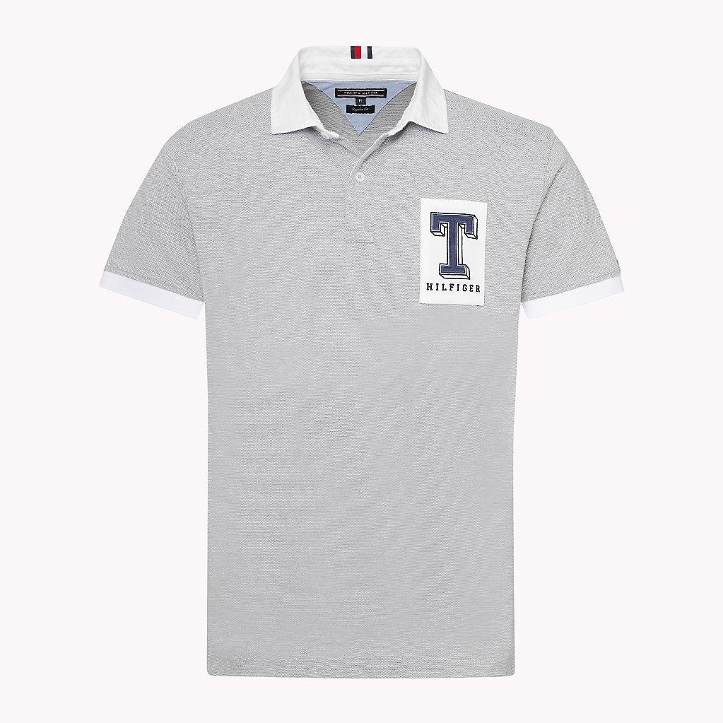 Tommy Hilfiger - Rugby-Poloshirt aus Baumwolle - 4