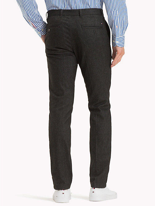TOMMY HILFIGER Denton Straight Fit Chinos - CHARCOAL - TOMMY HILFIGER Chinohosen - main image 1