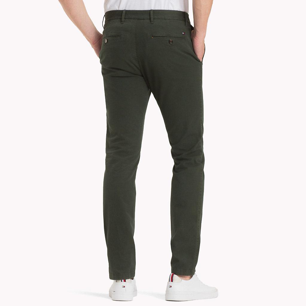 Tommy Hilfiger - Pantalón chino de corte slim - 2