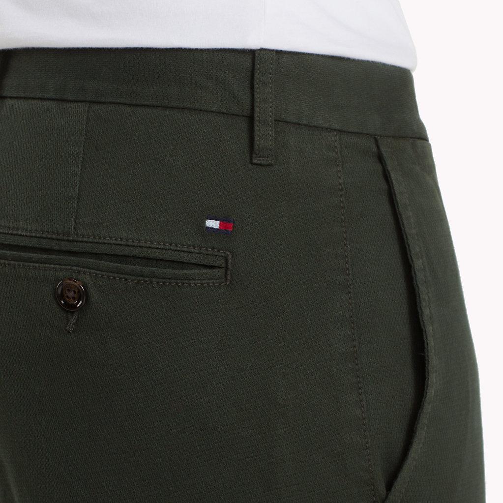 Tommy Hilfiger - Pantalón chino de corte slim - 4