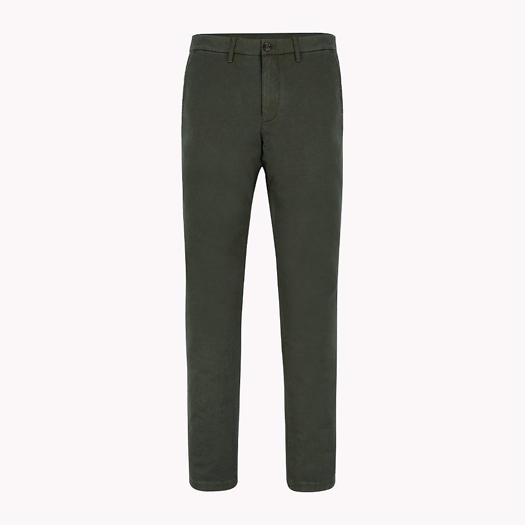 Tommy Hilfiger - Pantalón chino de corte slim - 5
