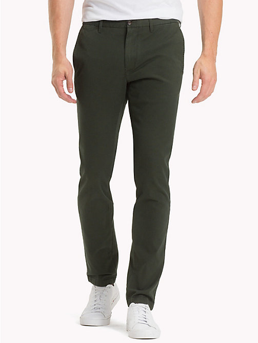 TOMMY HILFIGER Slim Fit Chinos - ROSIN - TOMMY HILFIGER Chinos - main image
