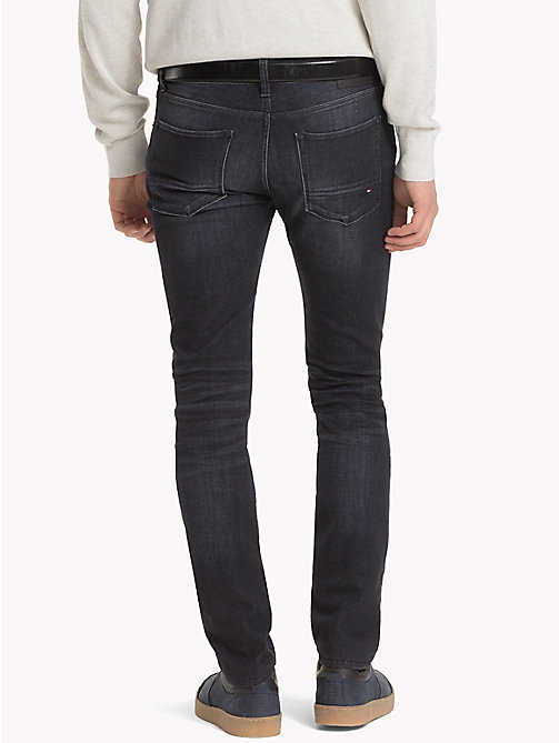 TOMMY HILFIGER Layton Extra Slim Fit Jeans - FLAX BLACK - TOMMY HILFIGER Jeans - detail image 1