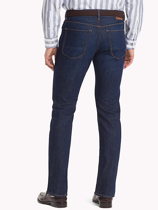 TOMMY HILFIGER Regular Fit Jeans aus Bio-Baumwolle - SHERIDAN BLUE - TOMMY HILFIGER Sustainable Evolution - main image 1
