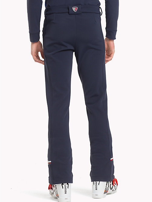 TOMMY HILFIGER Rossignol Contrast Ski Trousers - SKY CAPTAIN - TOMMY HILFIGER TOMMYXROSSIGNOL - detail image 1
