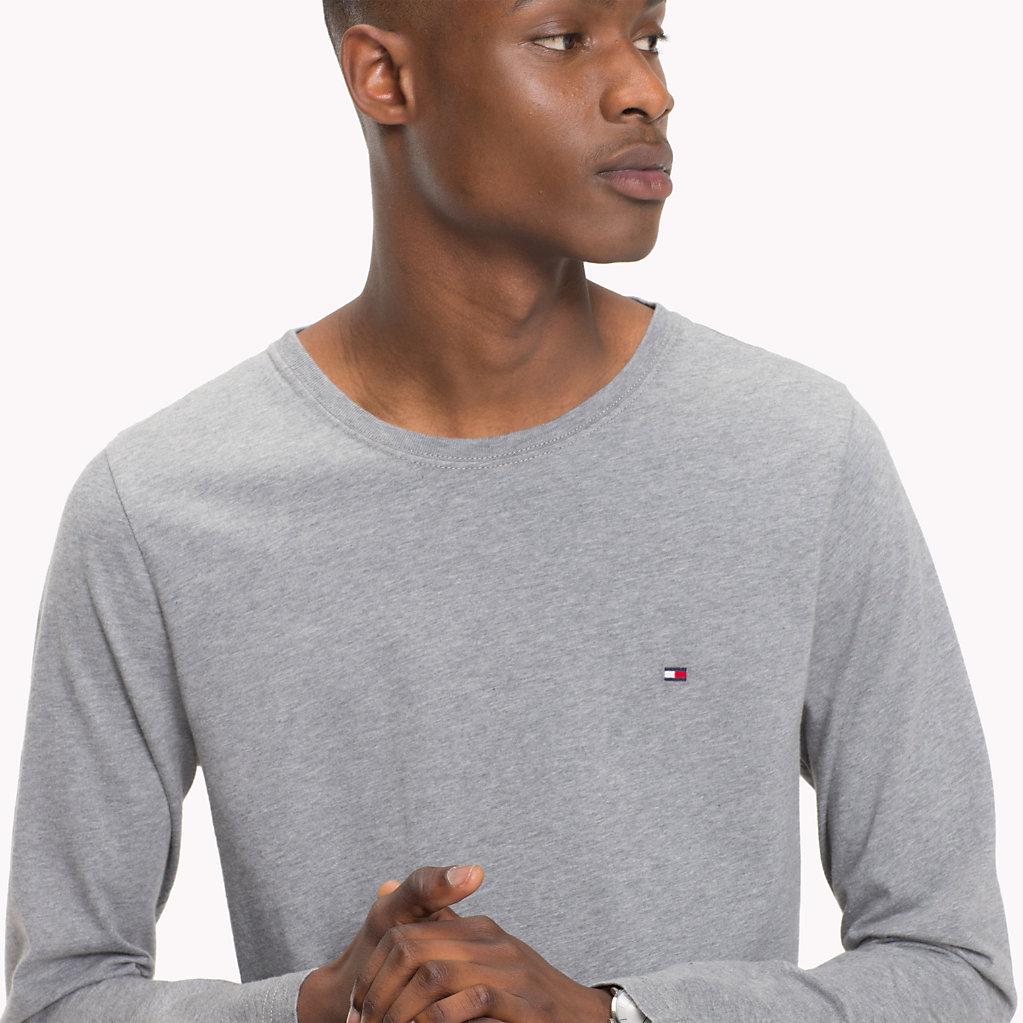 Tommy Hilfiger - Organic Cotton Jersey T-Shirt - 3