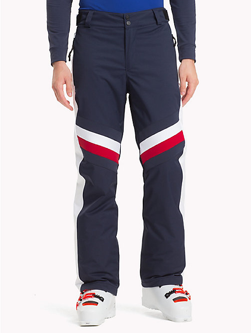 TOMMY HILFIGER Rossignol Contrast Ski Trousers - SKY CAPTAIN - TOMMY HILFIGER TOMMYXROSSIGNOL - main image