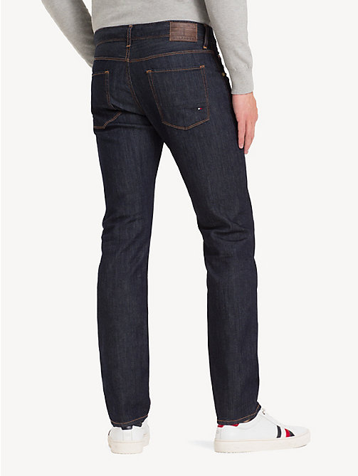 TOMMY HILFIGER Denton Straight Fit Jeans - DURABLE BLUE - TOMMY HILFIGER Straight-Fit Jeans - detail image 1