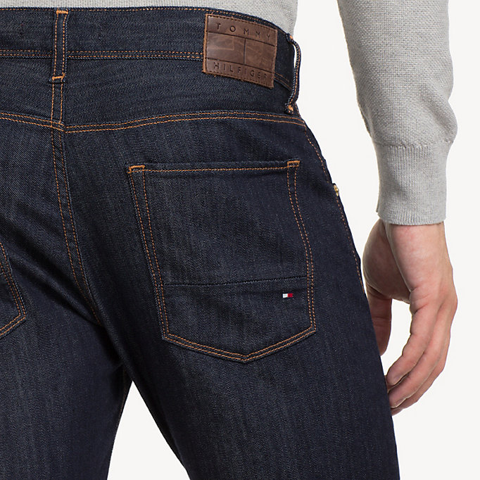 51ab9fae Denton Straight Fit Jeans | Tommy Hilfiger
