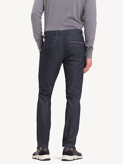 TOMMY HILFIGER Denton Straight Fit Jeans - INDIGO - TOMMY HILFIGER Straight-Fit Jeans - detail image 1