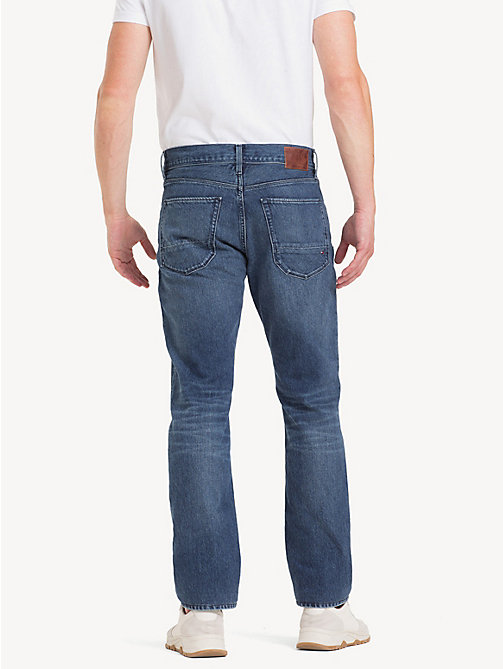TOMMY HILFIGER Mercer regular fit jeans - HOLT INDIGO - TOMMY HILFIGER Regular fit jeans - detail image 1