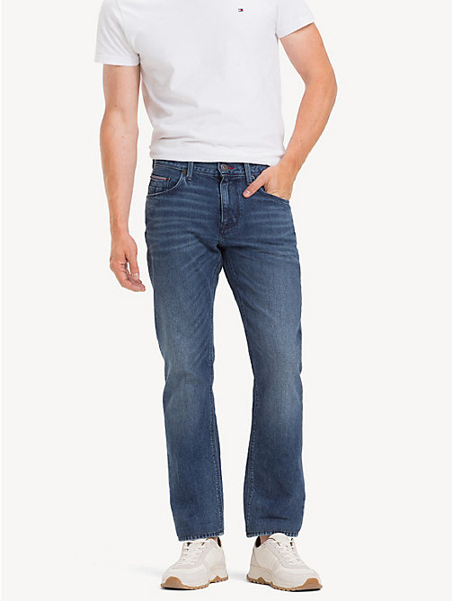 TOMMY HILFIGER Mercer Regular Fit Jeans - HOLT INDIGO - TOMMY HILFIGER Regular-Fit Jeans - main image