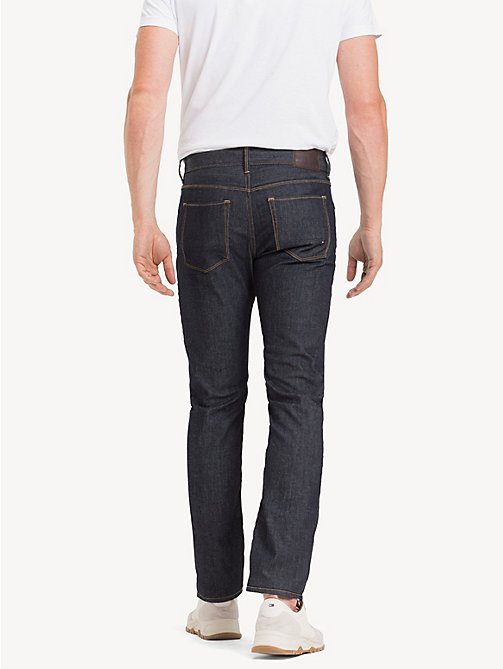 TOMMY HILFIGER Bleecker Slim Fit Jeans - HEBRON BLUE - TOMMY HILFIGER Slim-Fit Jeans - detail image 1