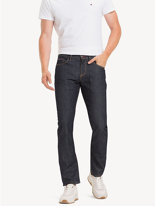 TOMMY HILFIGER Bleecker Slim Fit Jeans - HEBRON BLUE - TOMMY HILFIGER Slim-Fit Jeans - main image