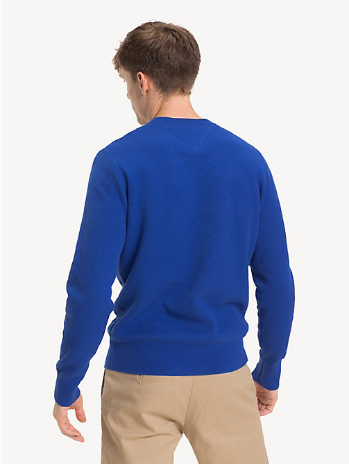 TOMMY HILFIGER Crew Neck Sweater - SURF THE WEB - TOMMY HILFIGER NEW IN - detail image 1