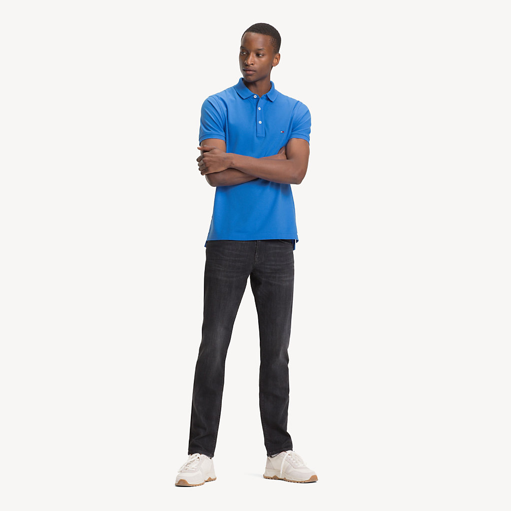 Tommy Hilfiger - Pure Cotton Slim Fit Polo - 3