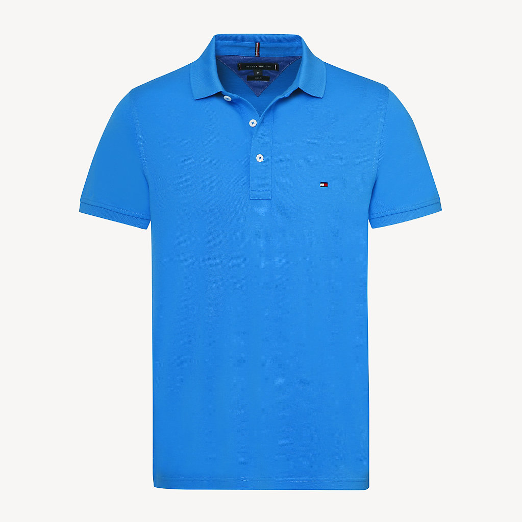 Tommy Hilfiger - Pure Cotton Slim Fit Polo - 5