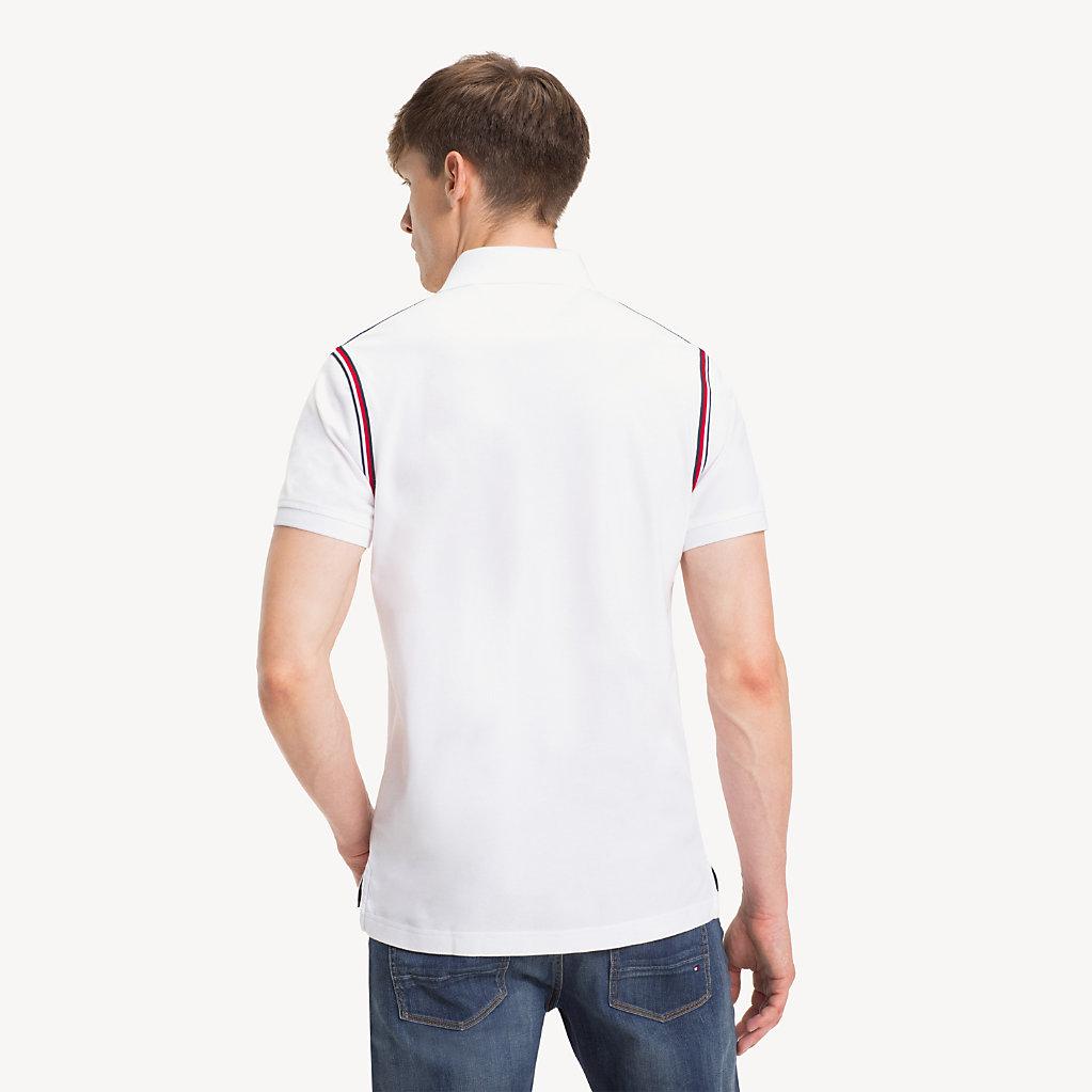 Tommy Hilfiger - Pure Cotton Slim Fit Polo Shirt - 2