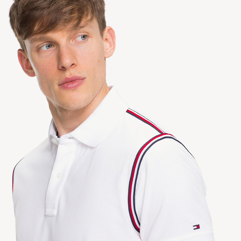 Tommy Hilfiger - Pure Cotton Slim Fit Polo Shirt - 4