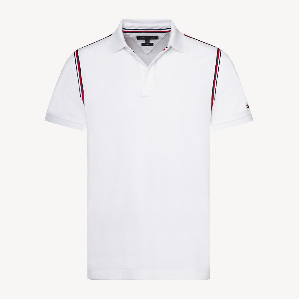 Tommy Hilfiger - Pure Cotton Slim Fit Polo Shirt - 5