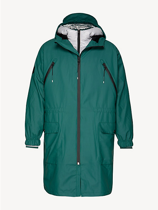 TOMMY HILFIGER Three-in-One Hooded Parka - FOREST BIOME - TOMMY HILFIGER NEW IN - detail image 1