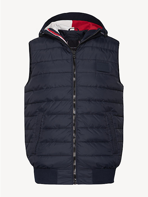 TOMMY HILFIGER Стеганый жилет - SKY CAPTAIN - TOMMY HILFIGER Куртки - подробное изображение 1
