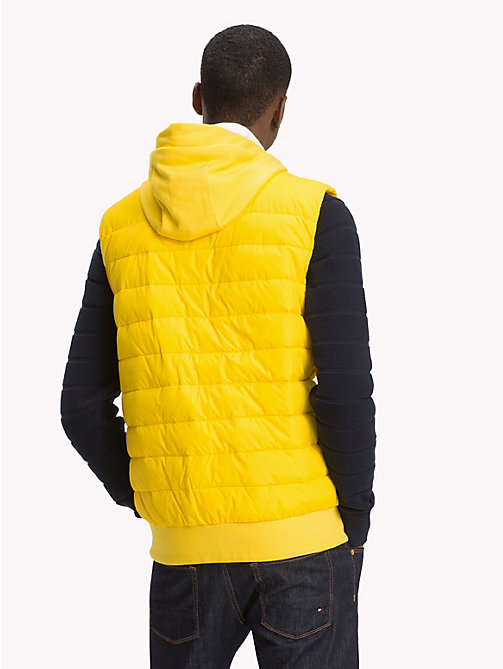 TOMMY HILFIGER Steppweste - EMPIRE YELLOW - TOMMY HILFIGER NEW IN - main image 1