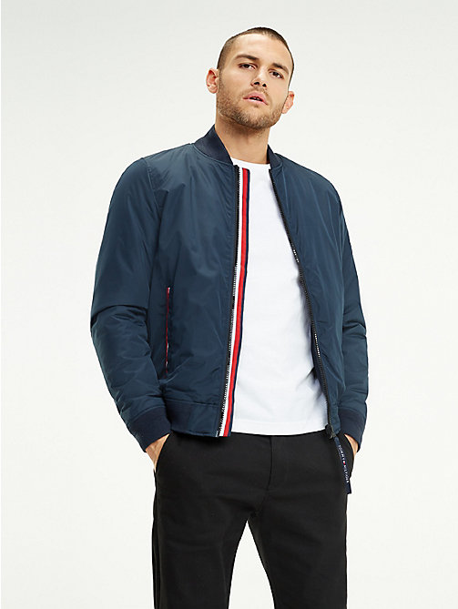 TOMMY HILFIGER Bomber matelassé - SKY CAPTAIN - TOMMY HILFIGER Bombers - image principale