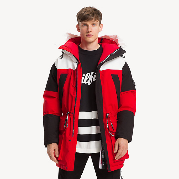 d3f2f6cc8fb328 Colour-Blocked Parka