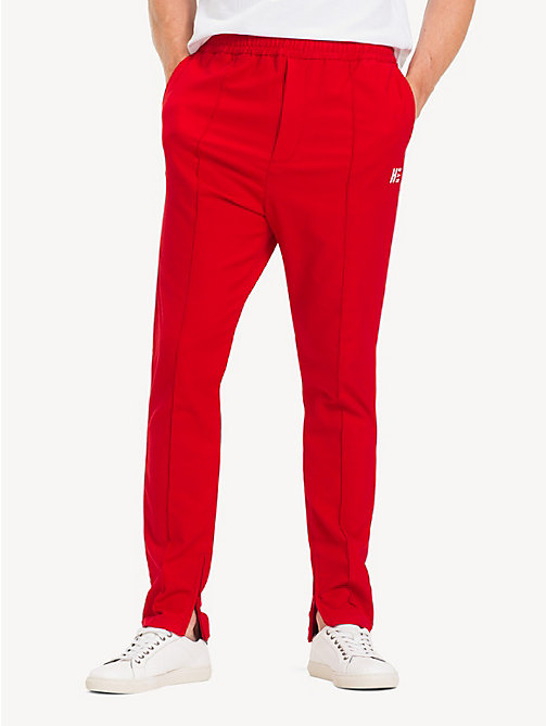 TOMMY HILFIGER Tapered fit sportbroek - GOJI BERRY - TOMMY HILFIGER Joggingbroeken - main image