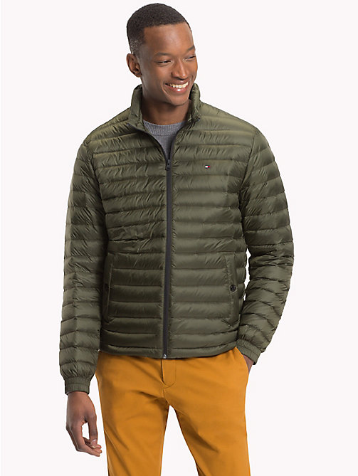 TOMMY HILFIGER Big & Tall Packable Down Jacket - ROSIN - TOMMY HILFIGER Big & Tall - main image