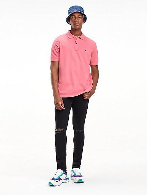 f7f93e321c3d8a TOMMY HILFIGERLewis Hamilton Slim Fit Jeans
